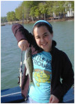 Teaching young folks to fish is an integral part of Jakes objectives.